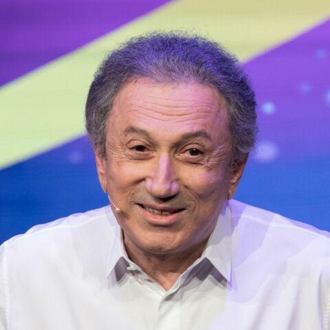 Michel Drucker persiste et signe après son clash avec Laurent Delahousse