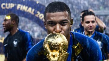 Kylian Mbappé raconte la joie d'Emmanuel Macron quand les Bleus lui ont «ramené la coupe du monde dans son bureau»