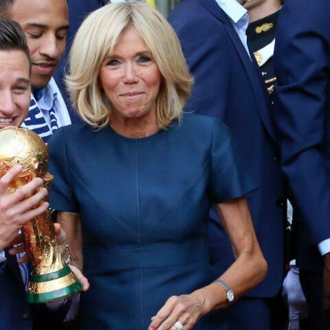 PHOTOS – Brigitte Macron: pourquoi elle ne porte plus la montre offerte par son mari