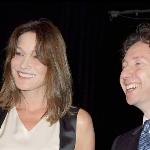 Le petit service de Carla Bruni à Stéphane Bern qui n'est pas passé auprès de Nicolas Sarkozy