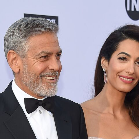 Amal Clooney: très inquiète pour George Clooney après son accident