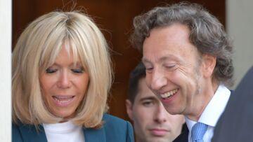 «C'est toi que j'aurais dû épouser»: la petite blague de Brigitte Macron à Stéphane Bern