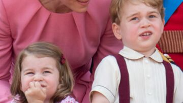 PHOTOS – Le prince George a 5 ans: avec sa soeur Charlotte, ils ont fait les 400 coups