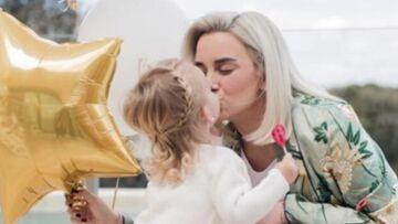 Les tendres confidences de la femme d'Antoine Griezmann sur leur fille Mia