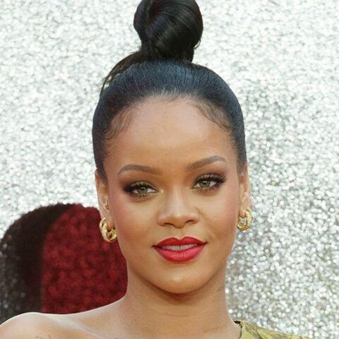 Rihanna: son produit pour des sourcils parfaits coûte moins de deux euros