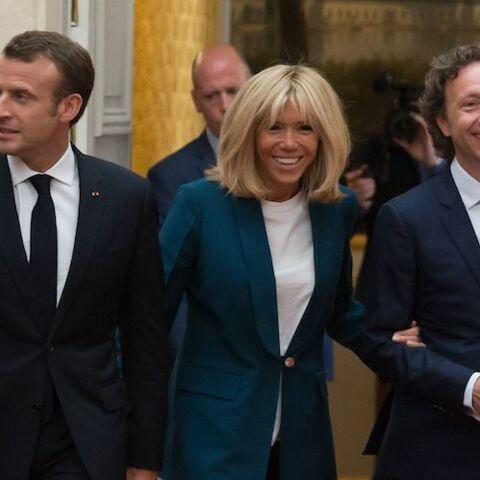 Quand Stéphane Bern conseille Brigitte et Emmanuel Macron sur leur look