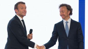 Emmanuel Macron: le projet «génial» que lui a proposé Stéphane Bern