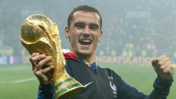 Coupe du monde 2018: le somptueux cadeau qu'Antoine Griezmann veut faire aux Bleus
