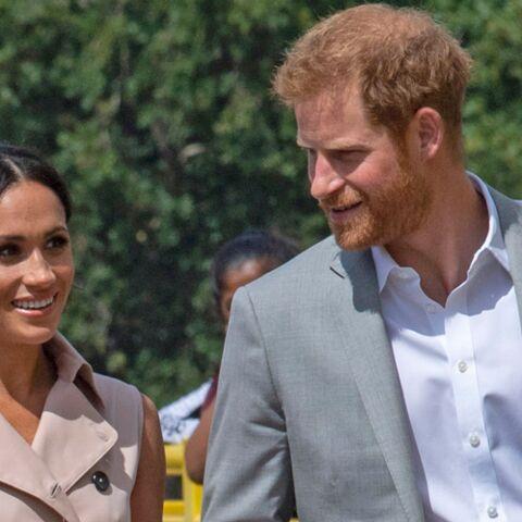 Meghan Markle et le prince Harry: la belle histoire romantique cachée derrière le cadeau d'Elizabeth II pour leur mariage