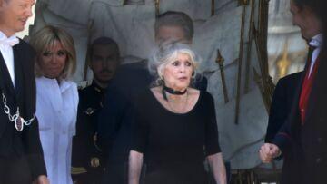PHOTOS – Pourquoi Brigitte Bardot a été reçue par Brigitte Macron à l'Elysée?