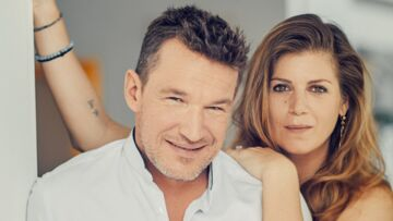EXCLU –Benjamin Castaldi, ses confidences sur son épouse: «Je dois ma renaissance à Aurore»