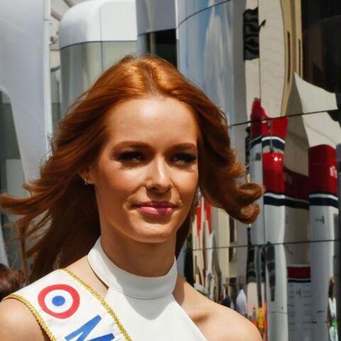 PHOTOS – Maëva Coucke, Miss France 2018, sublime et sportive, s'essaie au surf