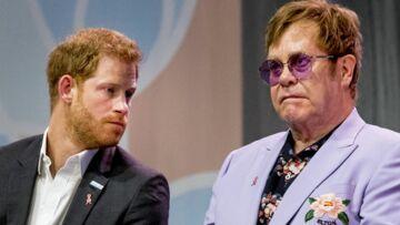 PHOTOS – Le prince Harry et Elton John, réunis pour la bonne cause: ils perpétuent l'héritage de Diana