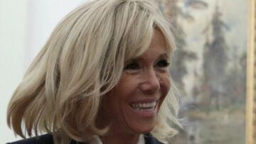Brigitte Macron, plus de 13 000 lettres reçues à l'Elysée: comment elle gère cette notoriété