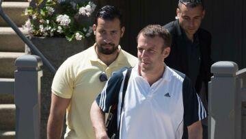 Emmanuel Macron ironise sur les spéculations autour d'Alexandre Benalla: «Lui non plus n'a jamais été mon amant»
