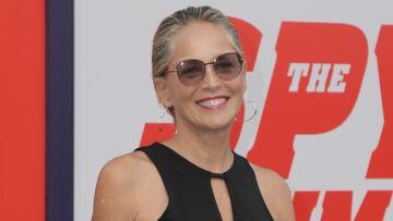 PHOTOS – Sharon Stone: à 60 ans, elle opte pour le wet-hair, la coiffure tendance de l'été 2018