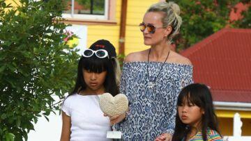 PHOTO – Joy Hallyday a 10 ans: le tendre message de sa grand-mère, la mère de Laeticia
