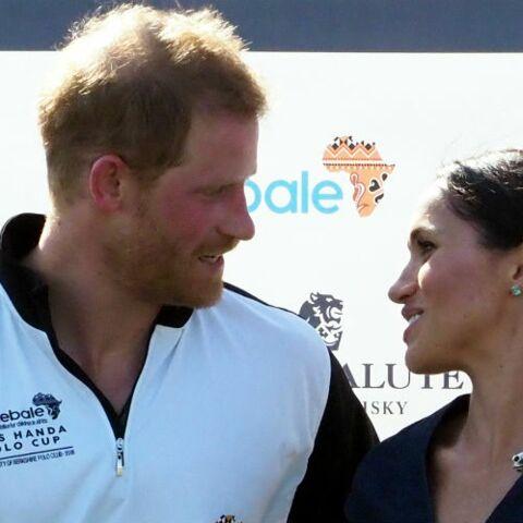 Meghan et Harry: pourquoi le match de polo a bien failli virer au drame