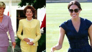 PHOTOS – Meghan Markle: ce petit détail dans sa tenue en clin d'oeil à Lady Di