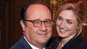 Julie Gayet séduite par l'humour de François Hollande: «C'est vraiment quelqu'un de très drôle»