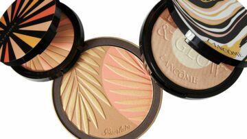 Maquillage: comment bien appliquer sa poudre de soleil?