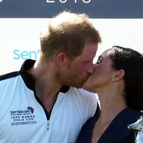 Pourquoi Meghan Markle et Harry n'ont pas transgressé le protocole en s'embrassant fougueusement