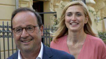 La petite phrase de Julie Gayet sur François Hollande moquée dans la presse