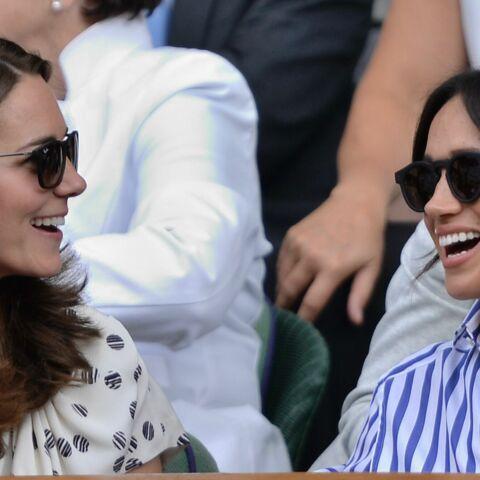 Comment Kate Middleton aide Meghan Markle à faire face aux attaques de sa famille