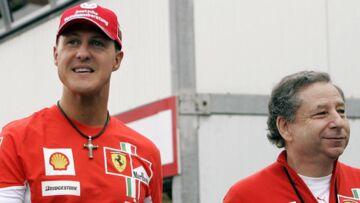 «Laissez Michael Schumacher vivre sa vie en paix» le gros coup de gueule d'un proche après une question déplacée