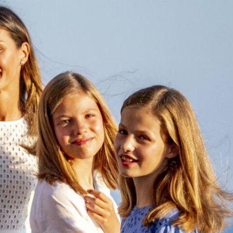 PHOTOS – Suri Cruise, Blue-Ivy, Leonor et Sofia d'Espagne…les plus jolies coiffures des filles de star