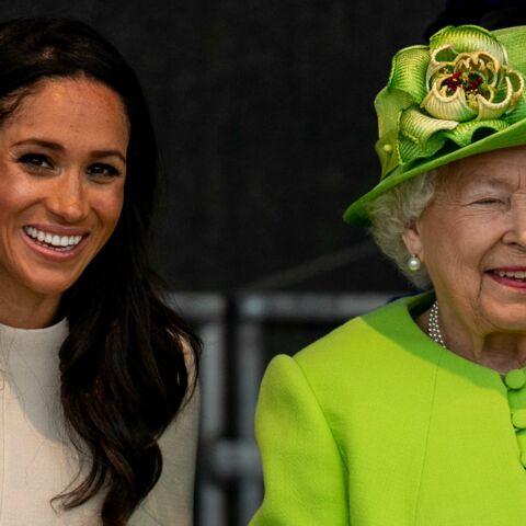 Meghan Markle et la reine Elizabeth II: Ce petit détail qui ne peut que les rapprocher
