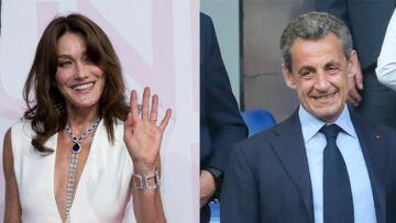"""Carla Bruni et Nicolas Sarkozy, mariés mais """"très différents"""": """"Je ne sais pas pourquoi on s'accorde à ce point"""""""