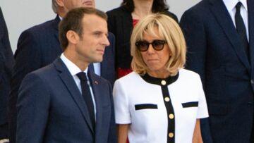Ca y est! Emmanuel et Brigitte Macron ont leur piscine pour leurs vacances, découvrez les photos