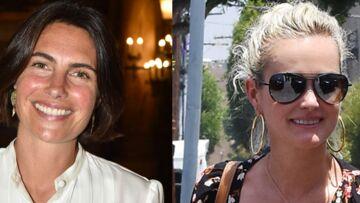 Alessandra Sublet et Laeticia Hallyday, mais au fait, pourquoi étaient-elles fâchées?