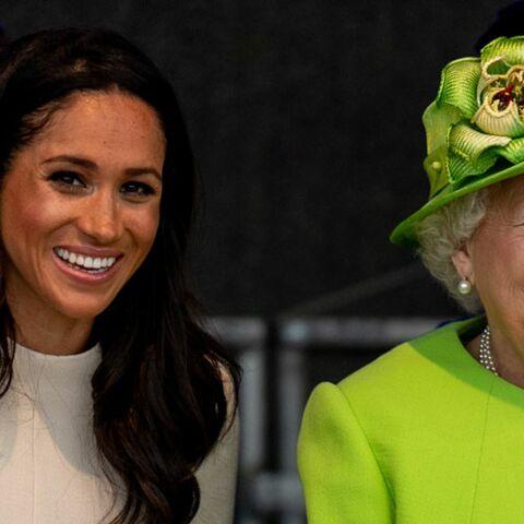 Meghan Markle bouleversée par le scandale avec son père, la reine pourrait intervenir
