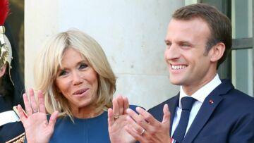 PHOTOS – La piscine «top secrète» d'Emmanuel et Brigitte Macron «un simple bassin qui n'a rien d'extraordinaire» raconte un témoin