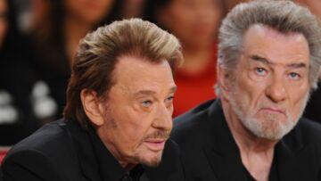 Johnny Hallyday malade pendant la tournée des Vieilles Canailles: ce que Eddy Mitchell a exigé pour son ami
