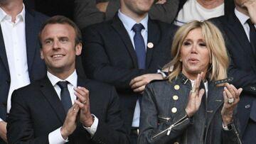 Quand Emmanuel et Brigitte Macron invitent à l'Elysée, ils ne supportent pas qu'on leur pose un lapin