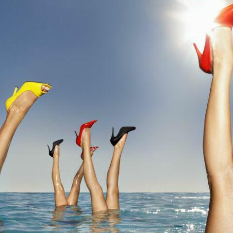 Jambes lourdes: 5 astuces pour les soulager