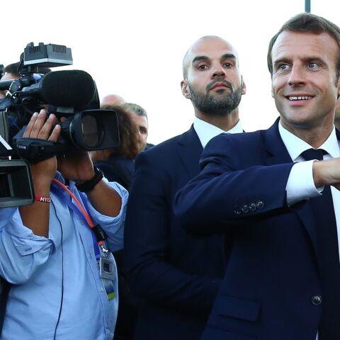 Emmanuel Macron inquiet des paparazzi? L'anecdote qu'il n'a pas oublié