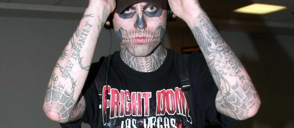 Le Mannequin Zombie Boy Connu Pour Ses Tatouages S Est Il Vraiment