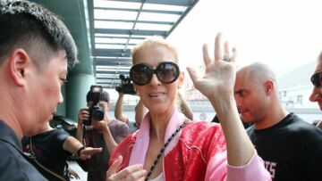 PHOTOS – Céline Dion, totalement déchaînée en Australie: une attitude qui intrigue