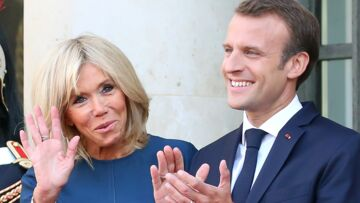 Brigitte Macron recevrait 100 lettres par jour, bien plus que les anciennes Premières dames