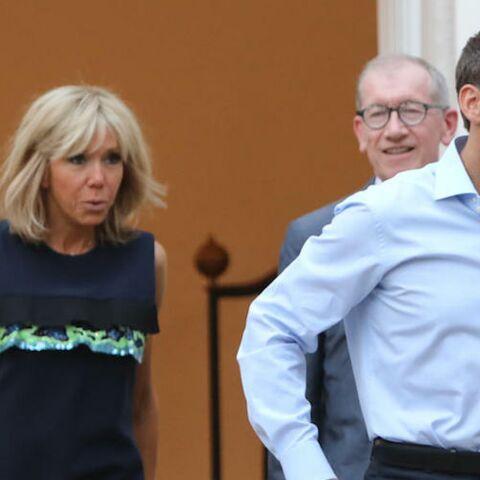 Un drône survole la résidence d'été des Macron à Brégançon, la sécurité du président sur les dents