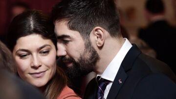 PHOTO – Nikola Karabatic papa pour la 2e fois, le handballeur dévoile une tendre photo du nouveau né dans les bras de sa maman