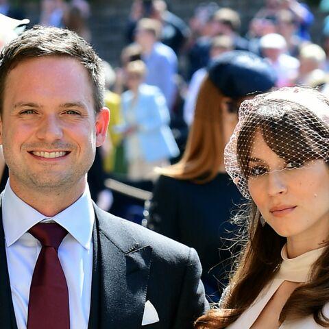 Le partenaire de Meghan Markle dans Suits Patrick J Adams bientôt papa