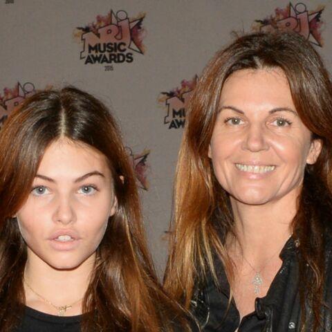 EXCLU – Véronika Loubry se confie sur sa relation avec sa fille, Thylane Blondeau