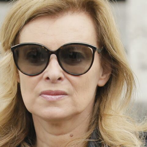 PHOTO – Valérie Trierweiler amoureuse, elle ne quitte plus Romain Magellan