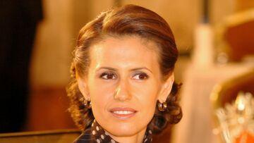 Asma al Assad, l'épouse du président syrien malade, elle révèle être atteinte d'un cancer du sein