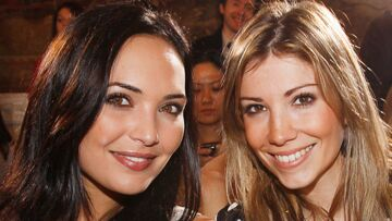 PHOTO – Valérie Bègue et Alexandra Rosenfeld, avec leurs filles, les ex Miss ultra complices